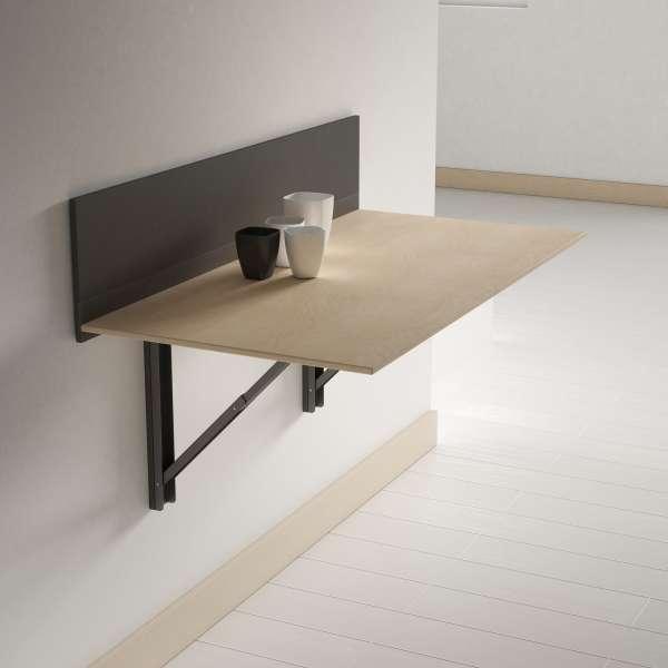 table pliable murale