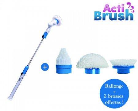 actibrush nettoyage