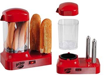 appareil à hot dog