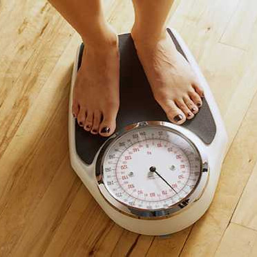 balance pour le poids