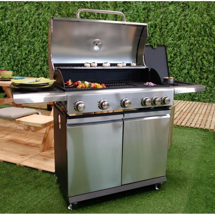 barbecue americain