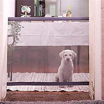 barrière de sécurité pour chien