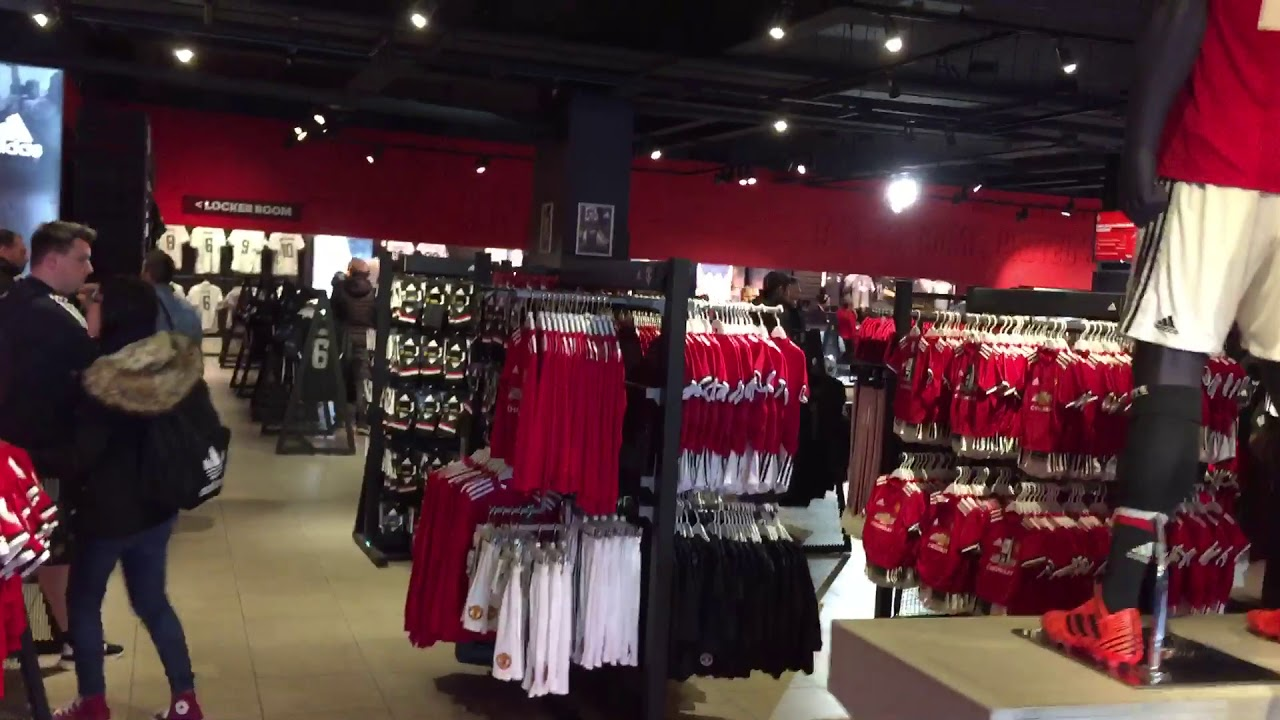 boutique manchester united