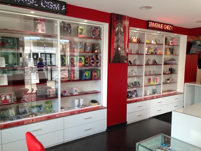 boutique telephone