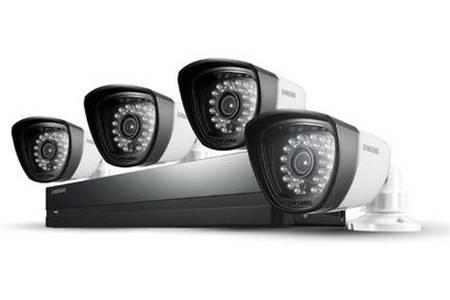 camera de surveillance samsung