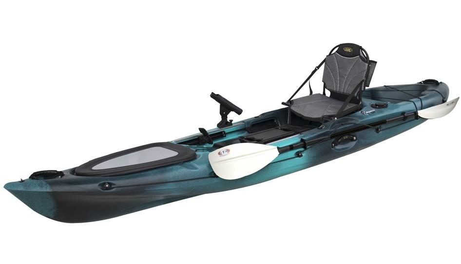 canoe peche
