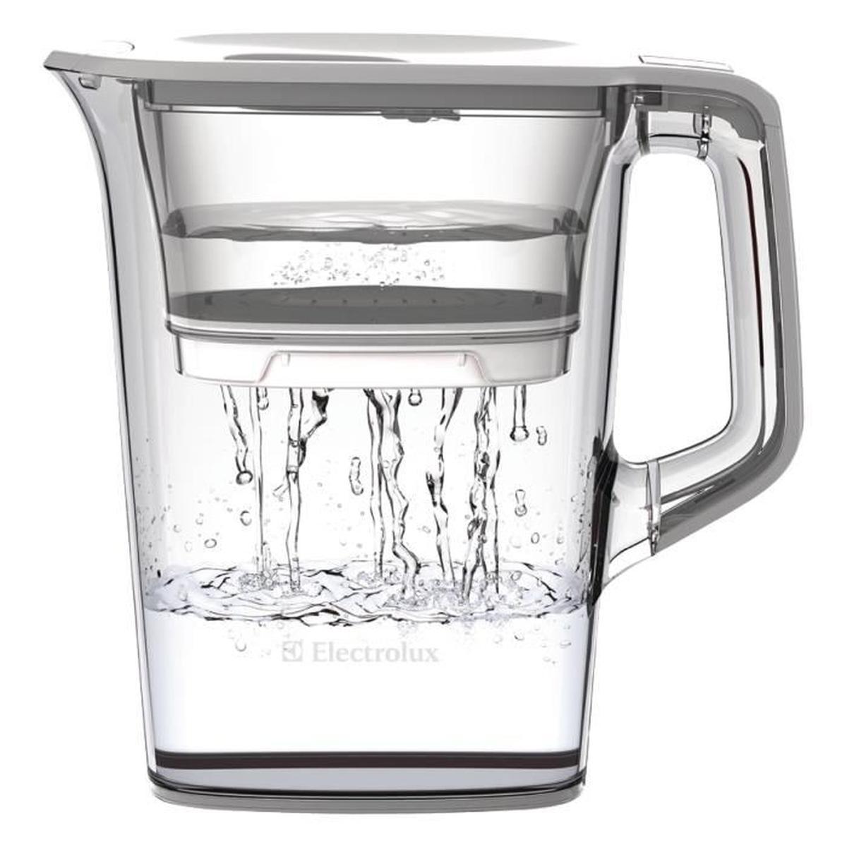 carafe d eau filtrante