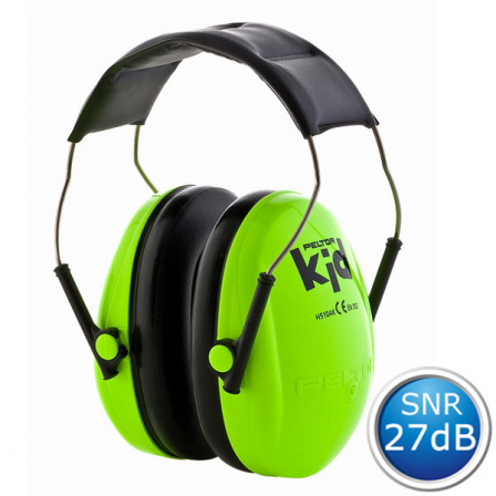 casque anti bruit peltor kid