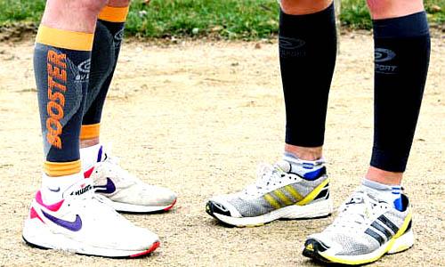 chaussette course à pied