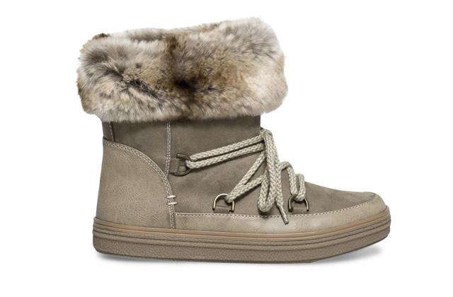 chaussure chaude
