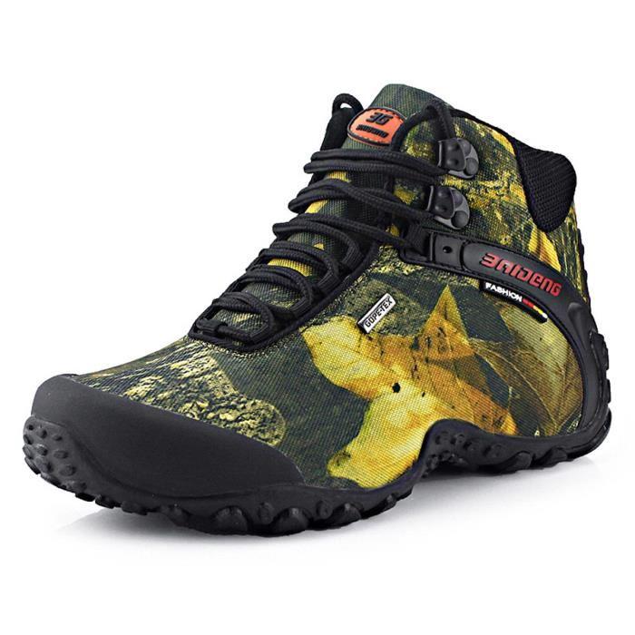 chaussure homme randonnée