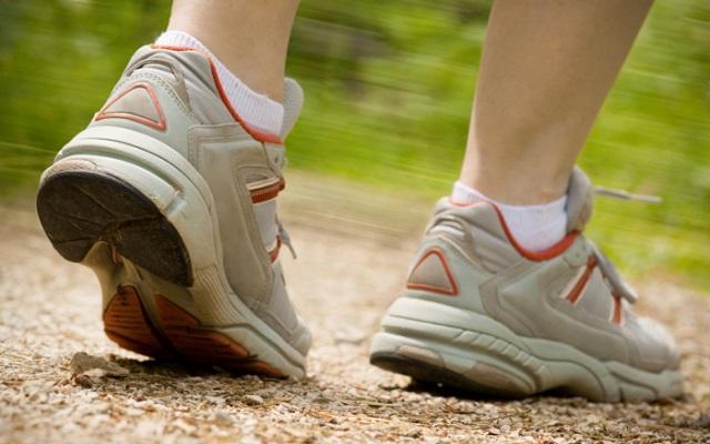 chaussure pour marcher