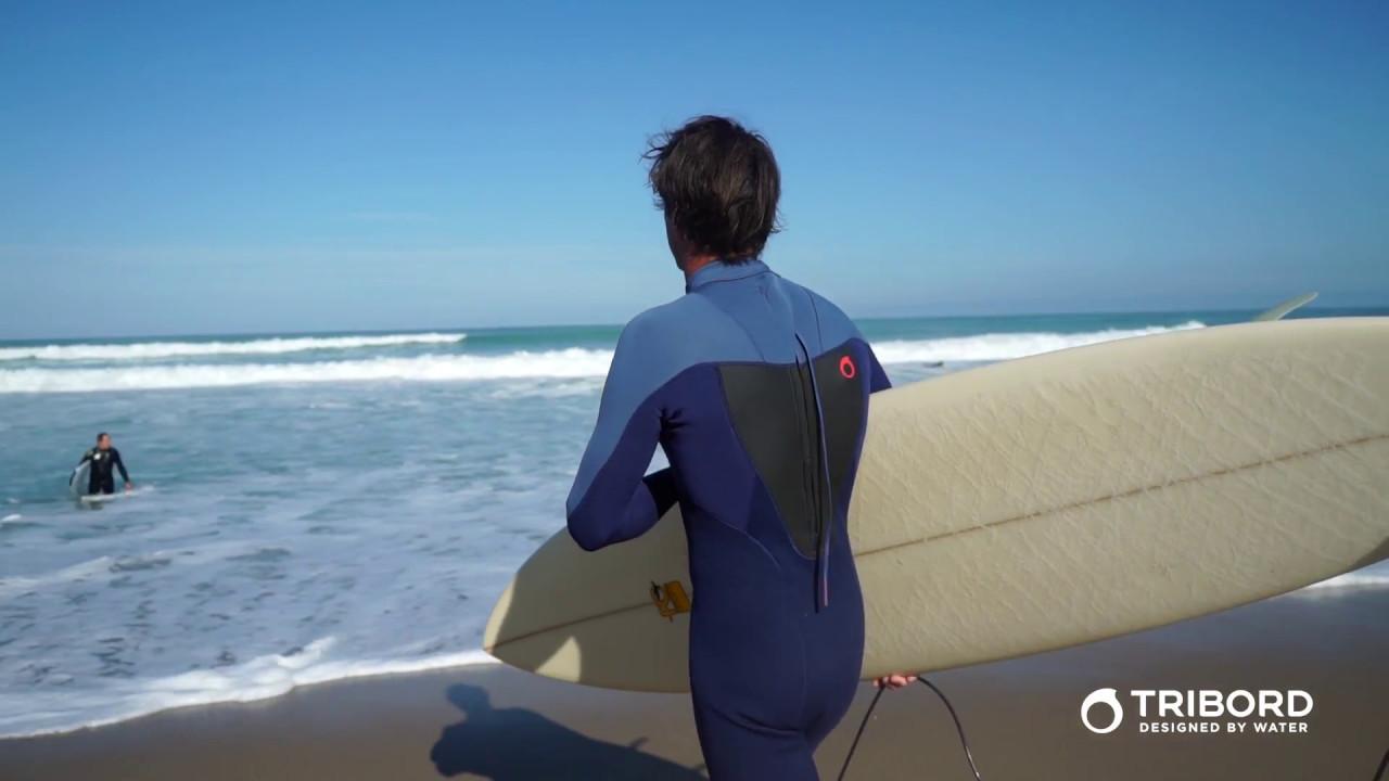 combinaison surf shorty
