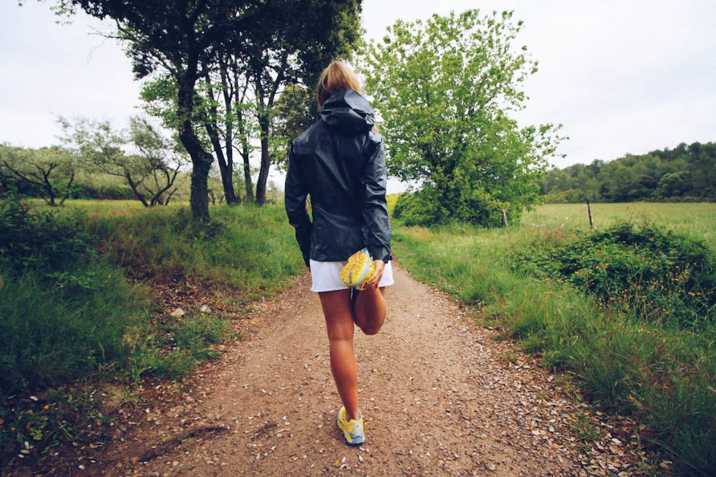 coupe pluie running