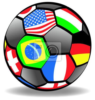 des ballons de foot