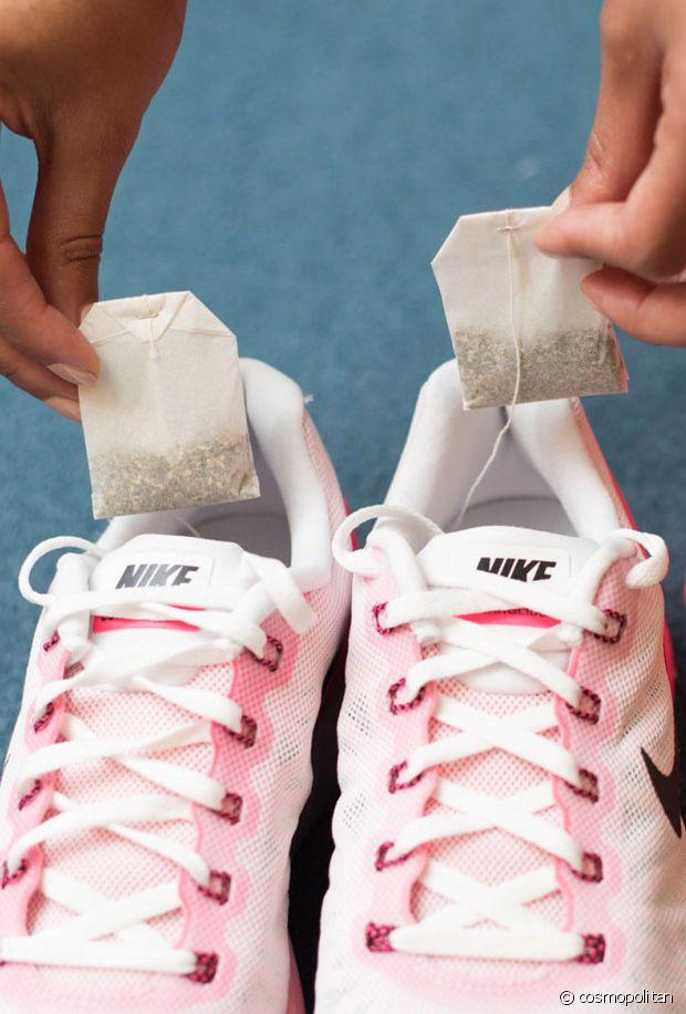 désodoriser chaussures