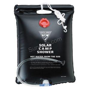 douche portative solaire