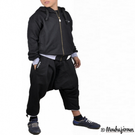 ensemble jogging enfant