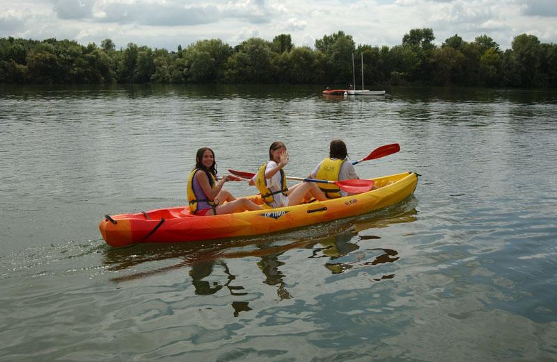 faire du canoe