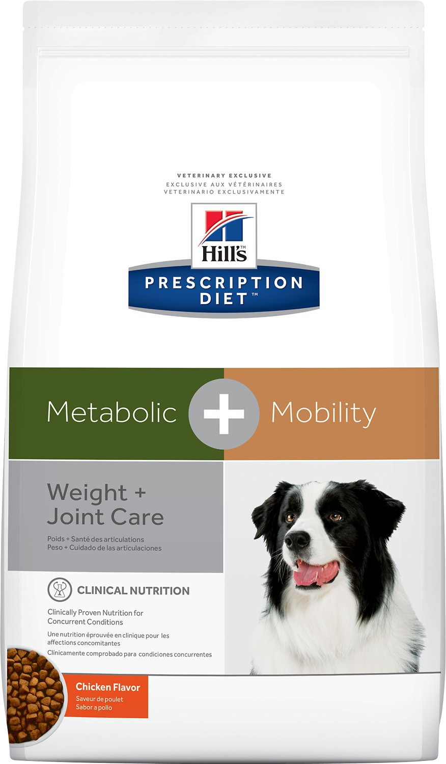 hill's prescription diet canine i d digestive care pour chien