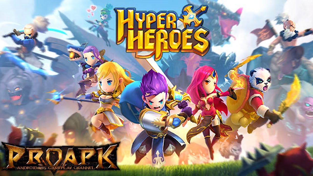 hyper heros