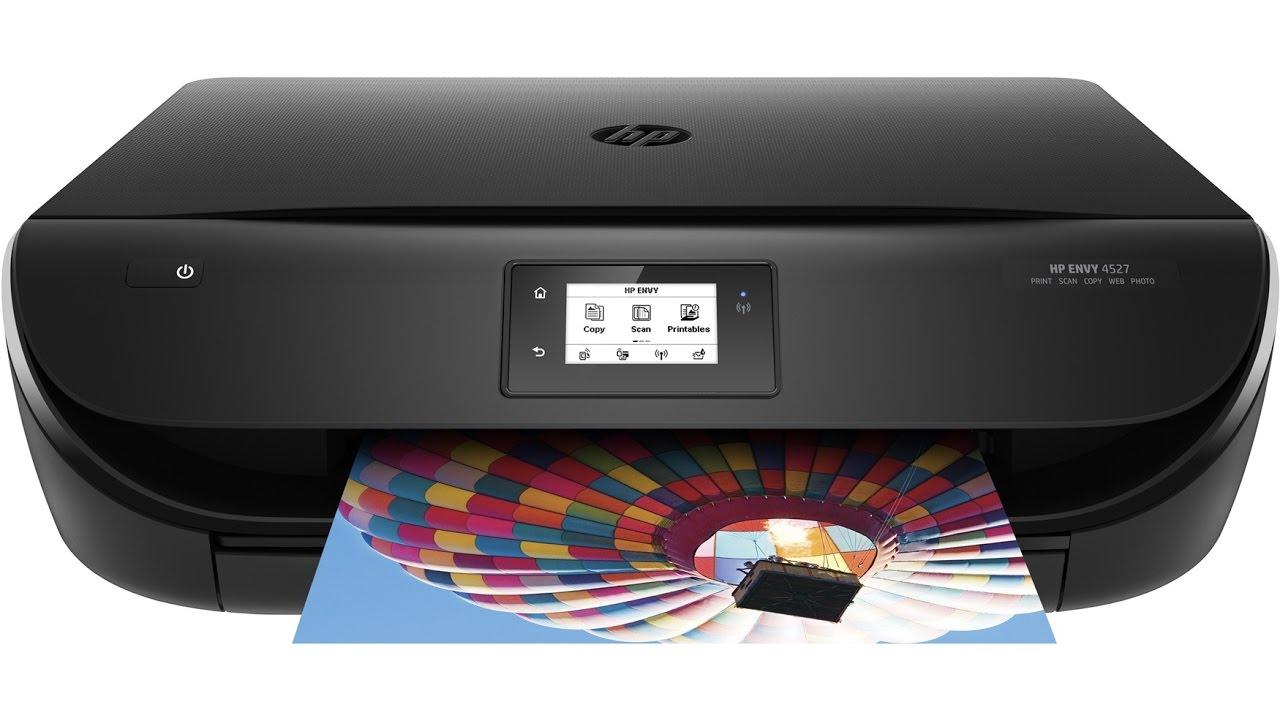 imprimante hp 4527