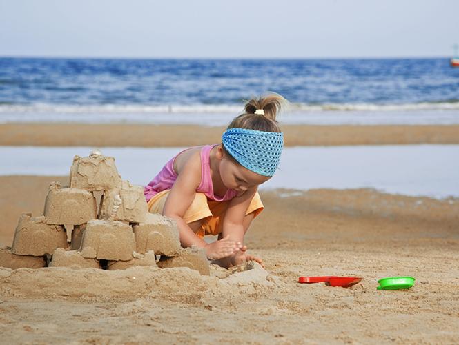 jeux plage