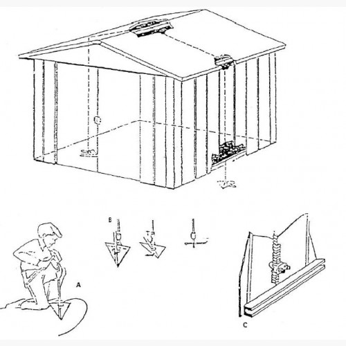 kit d ancrage