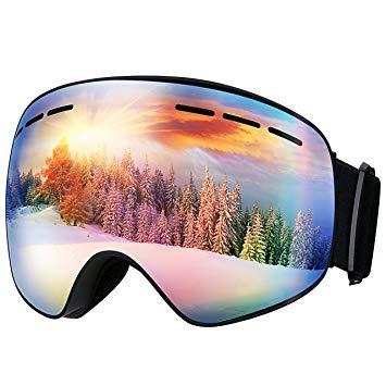 lunette de ski femme