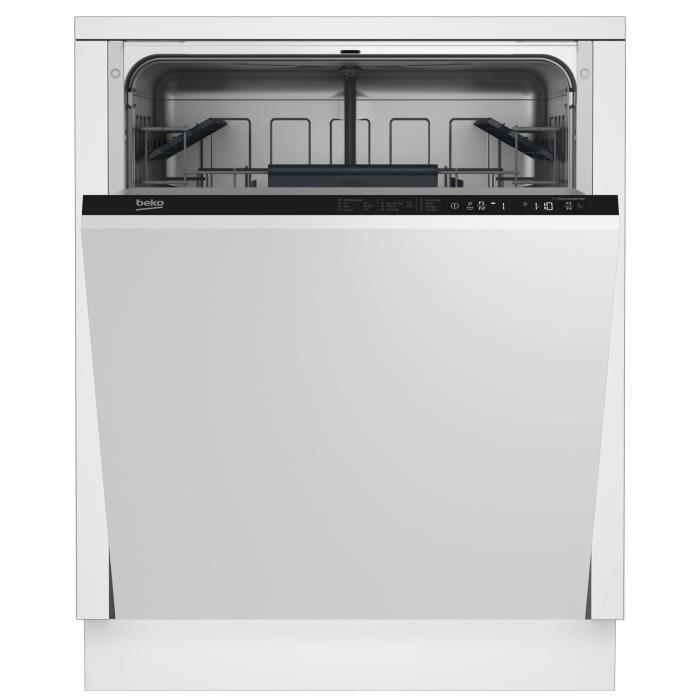 machine à laver la vaisselle encastrable