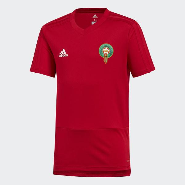 maillot du maroc