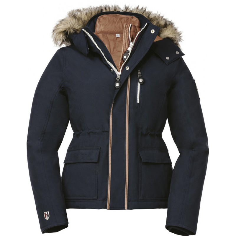 manteau equitation