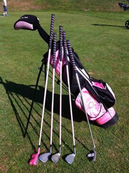 materiel golf occasion