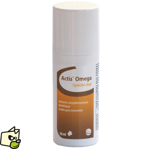 omega 3 pour chat