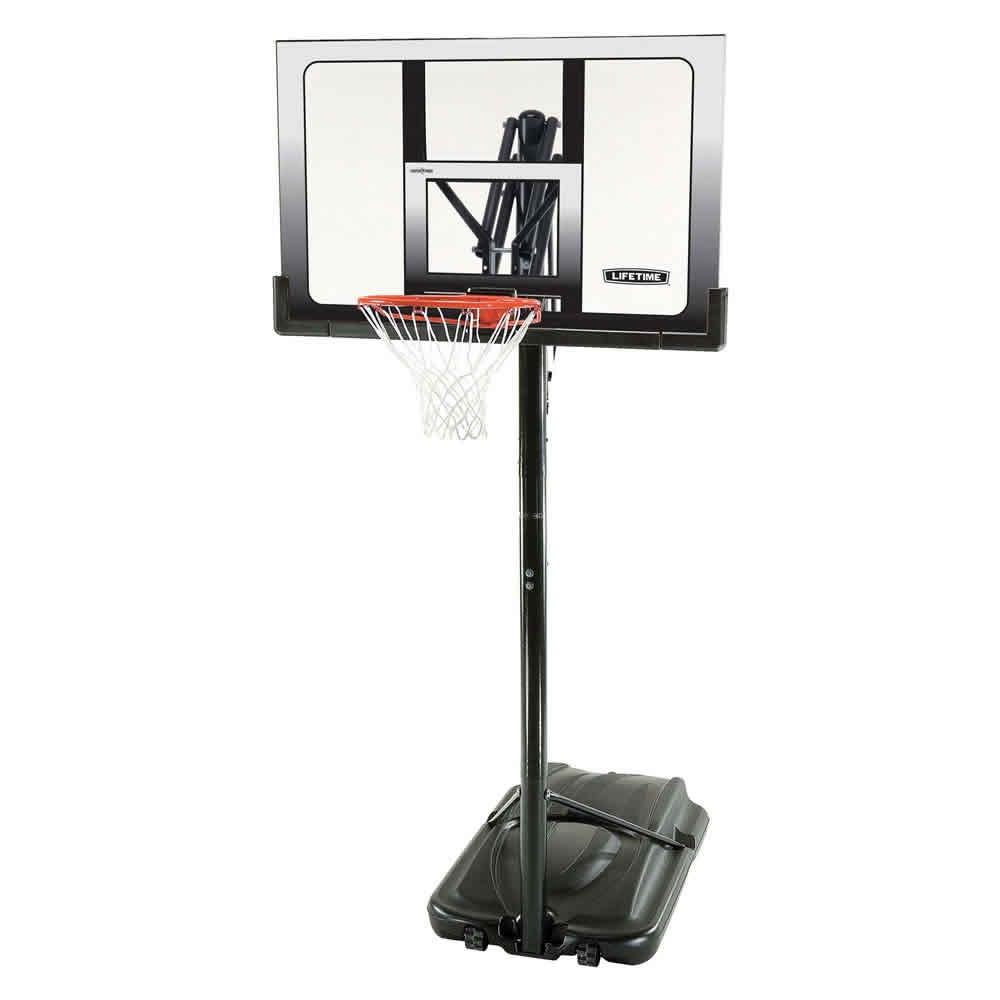 panier de basket avec pied
