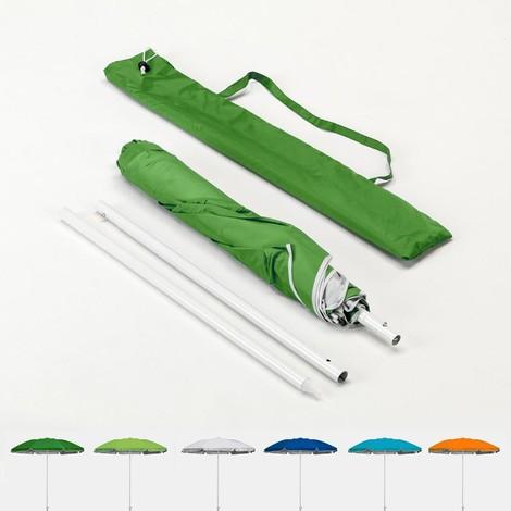 parasol de plage pliable