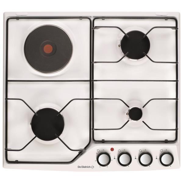 plaque de cuisson mixte de dietrich