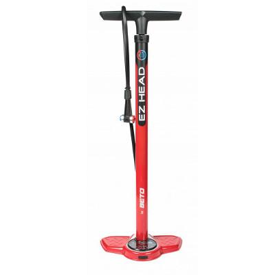pompe à vélo à pied