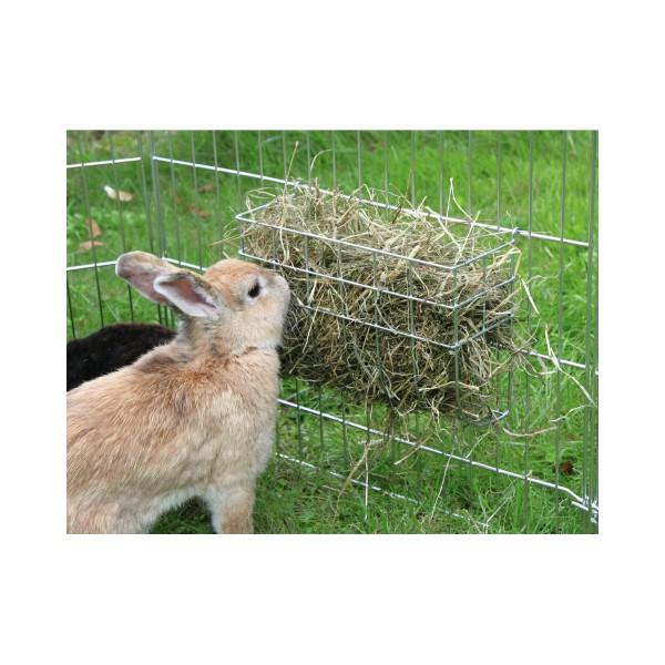 ratelier pour lapin
