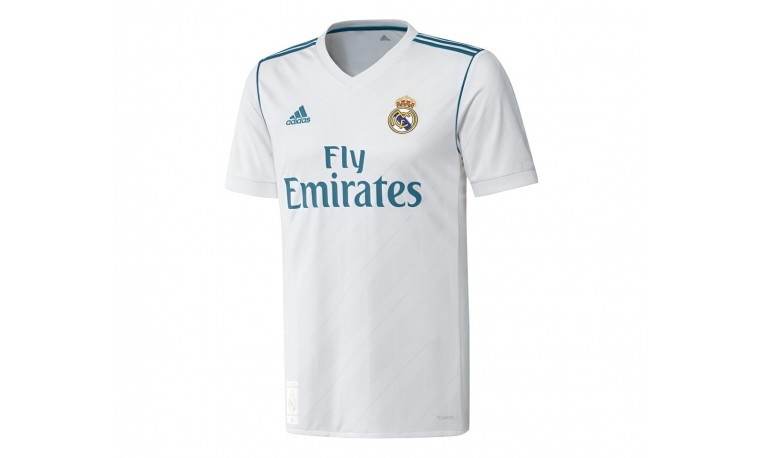 real madrid maillot