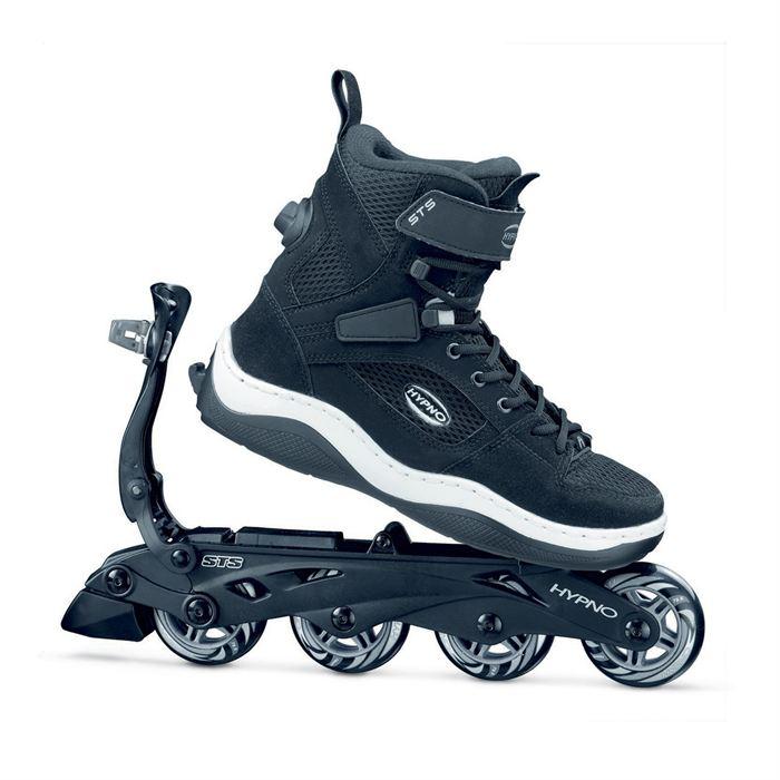 roller chaussure détachable