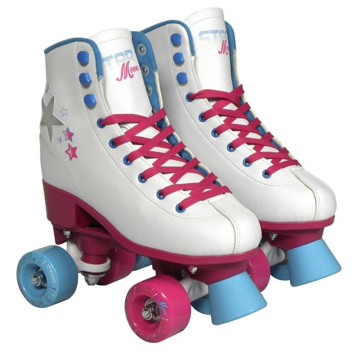 roller fille 4 roues
