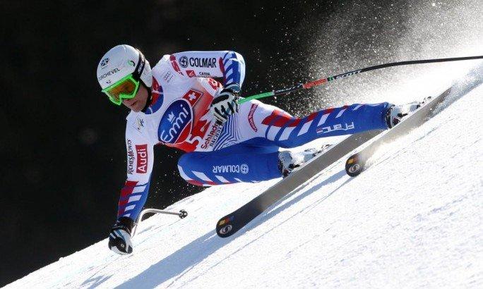 ski alpin homme
