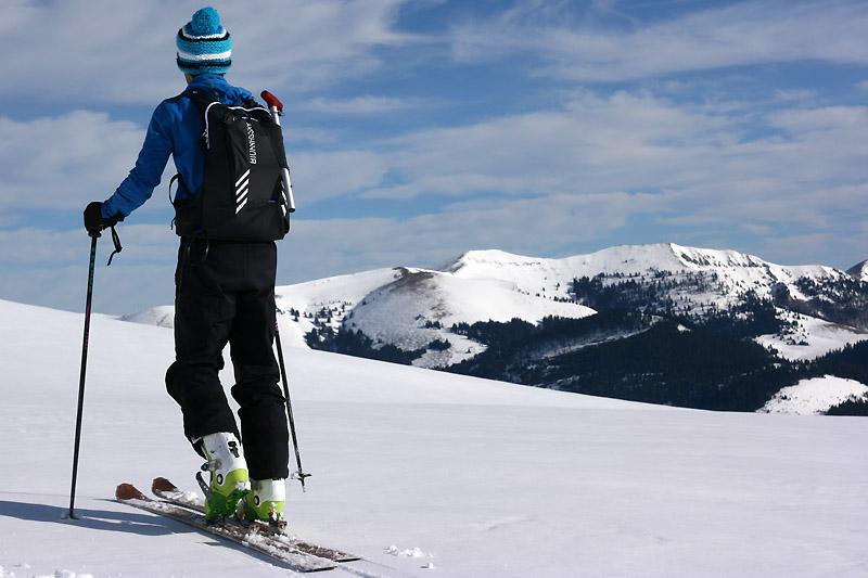 ski de randonnée quechua