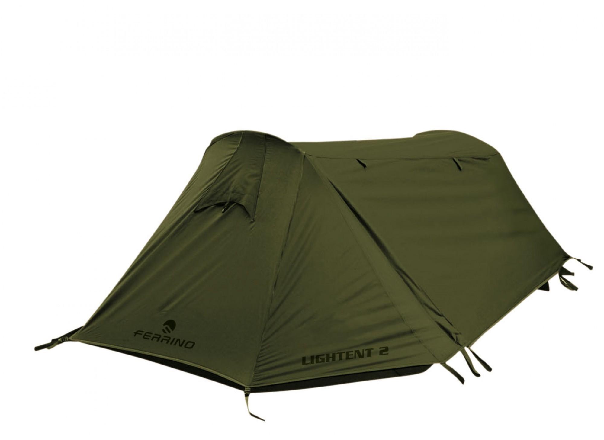 tente trekking 2 places