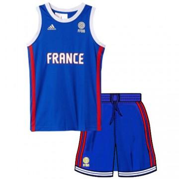 tenue basket junior