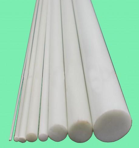 tige en fibre de verre