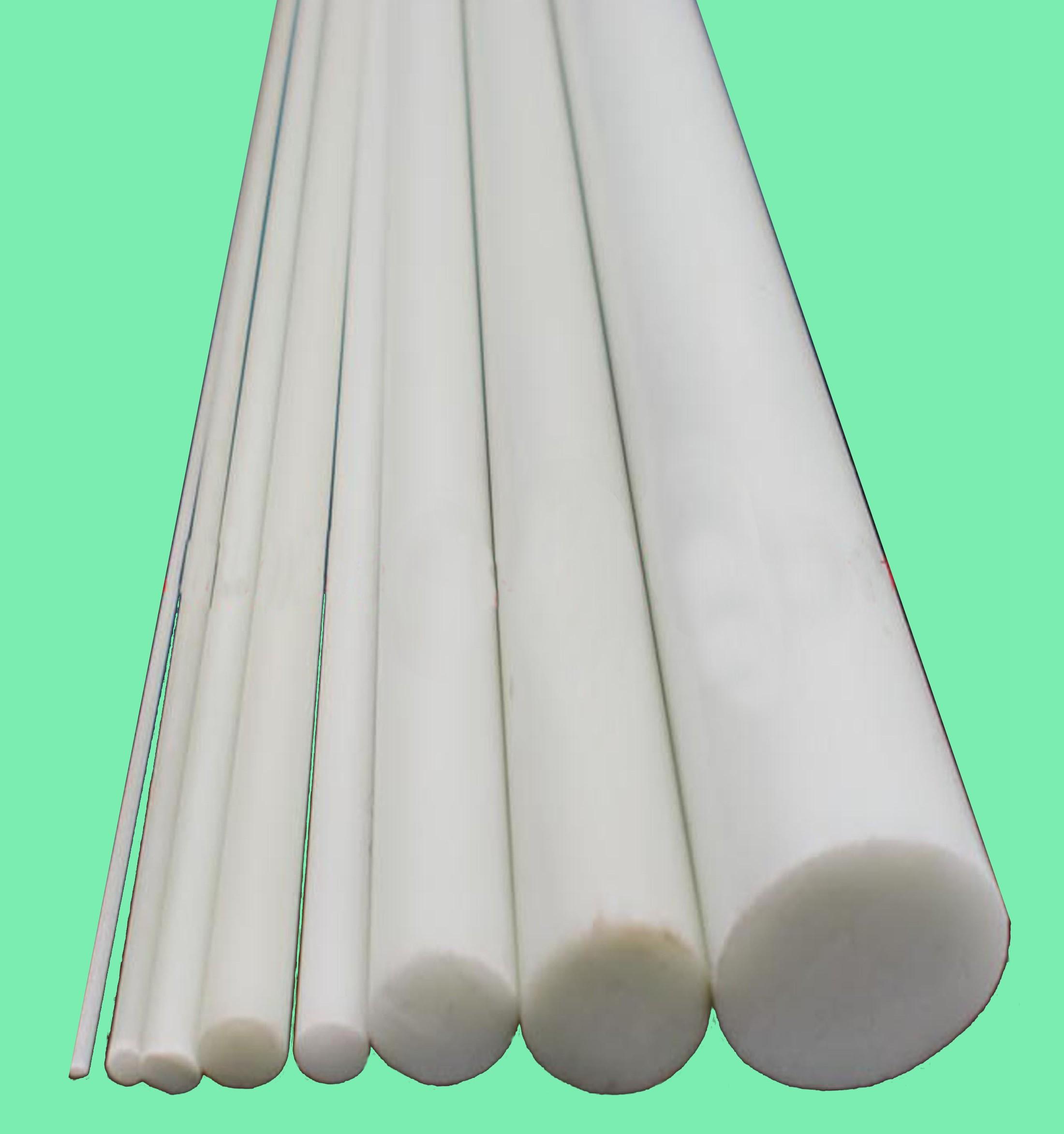 tige fibre de verre