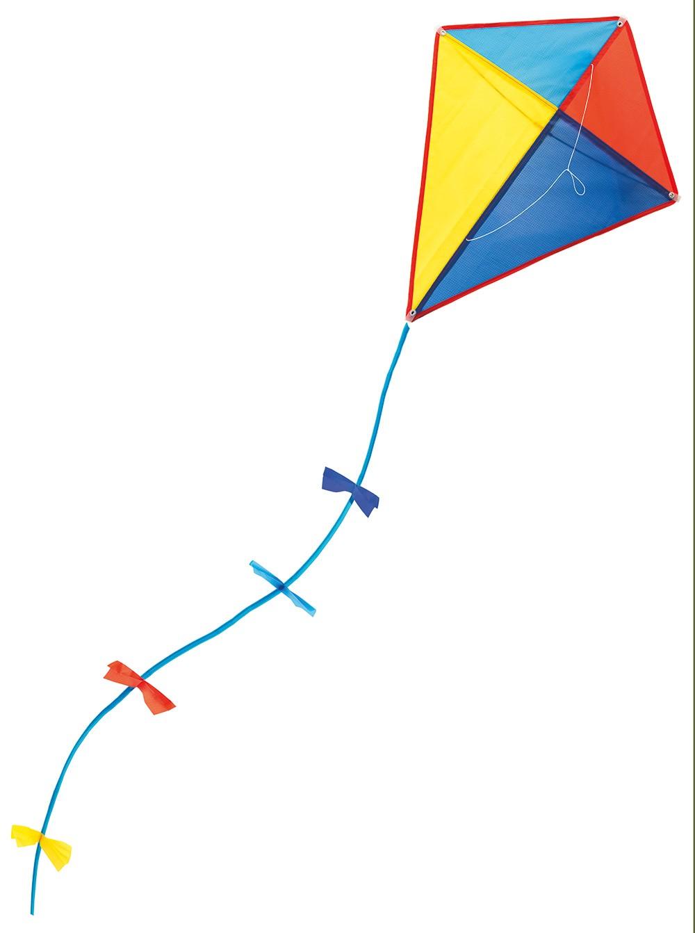 un cerf volant