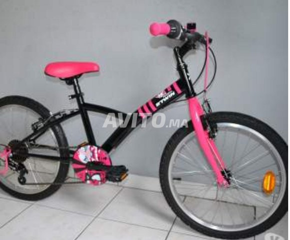 velo fille btwin